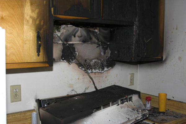 Fire & Smoke Damage Restoration Punta Gorda, FL